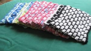 Mason Dixon washcloths